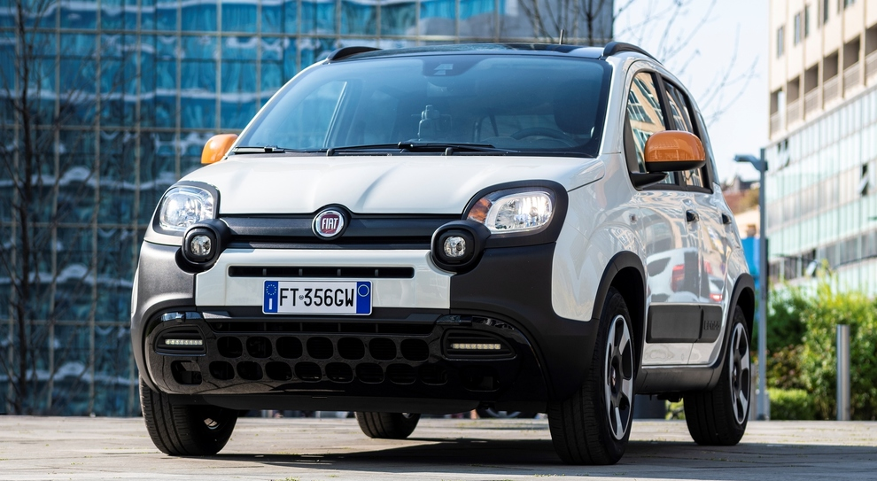 Panda Connected by Wind, la best seller di casa Fiat ora è anche iperconnessa