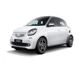 Smart Forfour 1.0 72 CV Youngster